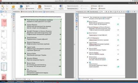 Программа для распознавания текста ABBYY FineReader 12