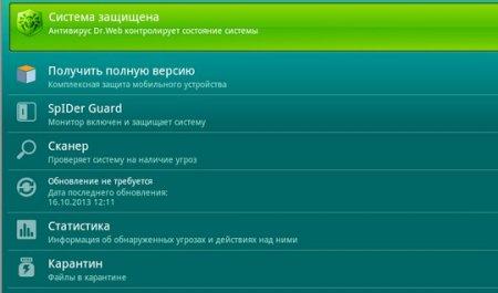 Скачать Dr Web последняя версия на русском языке