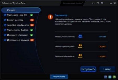 Скачать Advanced SystemCare Pro через торрент