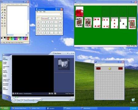 Скачать Windows XP с драйверами
