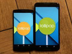 Скачать прошивка Android 5.0 Lollipop