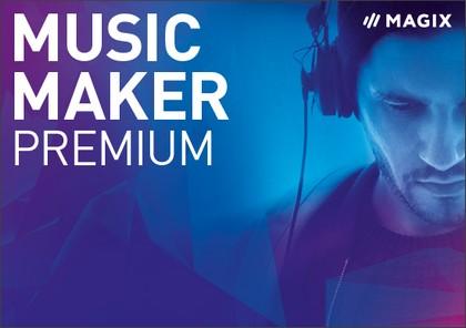 Скачать Magix Music Maker Premium через торрент