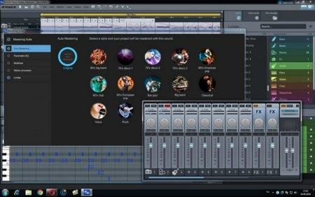 Скачать Magix Music Maker Premium на русском языке
