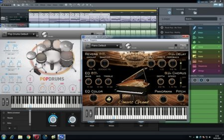 Скачать Magix Music Maker Premium русская версия