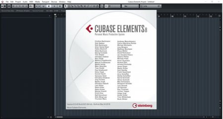 Скачать Cubase 8 для Windows 7, 8, 10