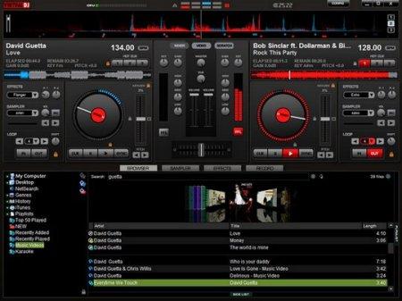 Virtual DJ 7 русская версия