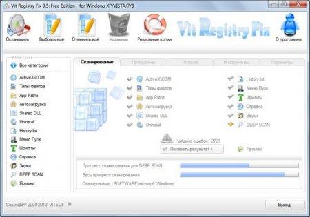 Vit Registry Fix скачать на русском языке