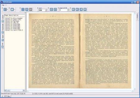 DjVu Reader скачать русская версия
