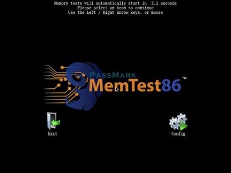 MemTest 86 скачать на русском языке